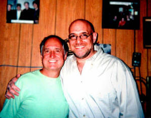 Neil Sedaka and Ted Perlman
