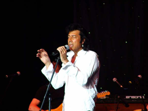 Andy Kim at the Cannery Casino, 05/28/2005