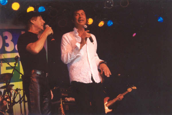 Ron Dante and Andy Kim at the Cannery, 05/28/2005
