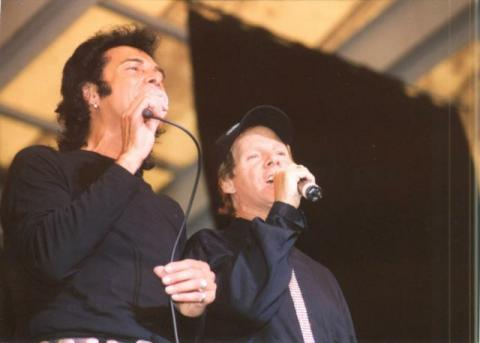 Andy Kim and Ron Dante, Baltimore