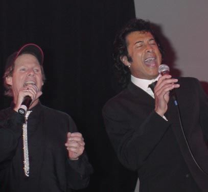 Ron Dante and Andy Kim, Riviera, 12/31/2002