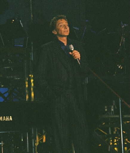 Barry Manilow, Ruth Eckerd Hall, 04/16/2002