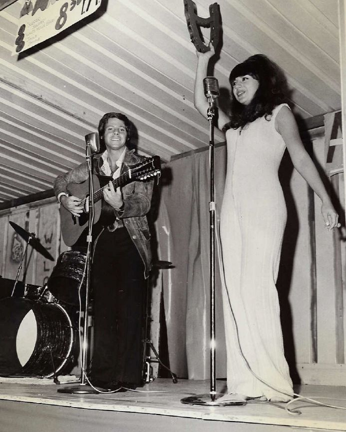 Ron Dante and Donna Marie, 1971