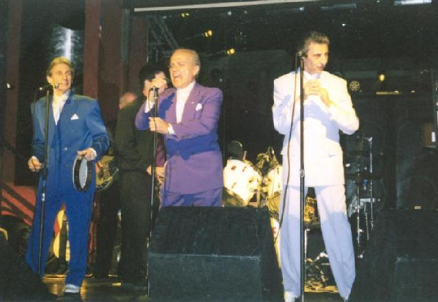 Joey Dee and The Starliters, February 2005