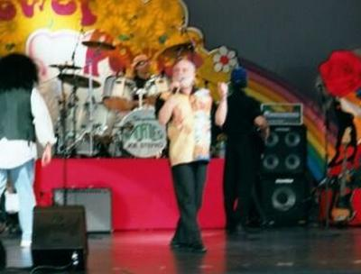 Mark Volman and Howard Kaylan at EPCOT 05/05/02
