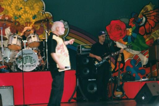 Howard Kaylan at EPCOT, May 5, 2002